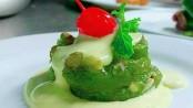 Zucchini halwa recipe