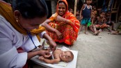Hepatitis B spread in children lowest in decades: WHO