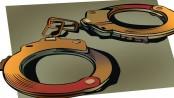 6 'robbers' held in city