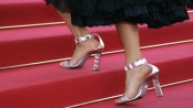 The high heel storm on the Cannes Red Carpet