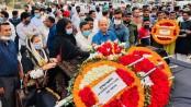 Journalist Abul Maksud laid to rest at Azimpur graveyard