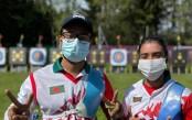 Tokyo Olympics: Ruman-Diya eliminated from recurve mixed event