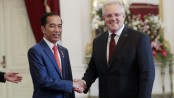 Indonesia's popular president to be sworn in for 2nd term