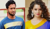 Kangana questions religious faith in wake of Shakib's apology