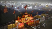 Millions of Indians begin holy dip in Kumbh Festival