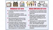Cabinet okays 2 draft laws on media