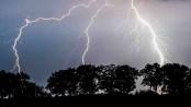 Lightning kills 9 in Sylhet division