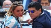 Maradona 'arrested' over ex-girfriend's $9 million lawsuit