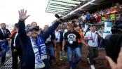 Maradona in Belarus to take up new job