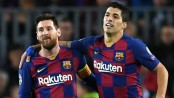 Messi lashes out at Barca for 'throwing out' Luis Suarez