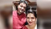 Mithila, Srijit tie the knot