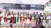 Love for mother tongue reunites thousands