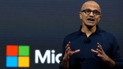 Microsoft gives more power to chief Satya Nadella with board election