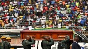 Divided Zimbabwe bids farewell to Mugabe with state funeral