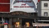 Myanmar military raids Suu Kyi's party headquarters