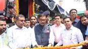 BRTC launches AC bus service on Dhaka-N'ganj route
