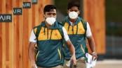 Pakistan , England cricketers pass latest virus tests