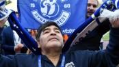 Maradona becomes Dinamo Brest' chairman
