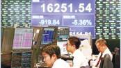 Asian stocks extend slide on plethora of risks