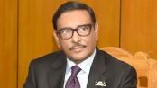 Khaleda Zia's fake birthday celebration is worst act in politics: Obaidul Quader