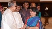 Strengthen communal harmony to attain development: President