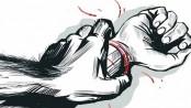 A woman gang raped by ex-husband