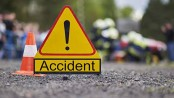Bus driver killed in Jashore road accident