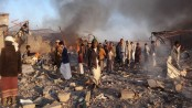 7 children, 2 women killed in Yemen air strike: UN