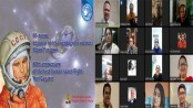 60th anniv of Yuri Gagarin's space flight celebrated