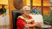 Fiame Naomi Mata'afa takes office as Samoa's first female PM