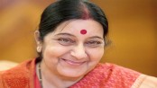 Sushma Swaraj to arrive Dhaka on October 23