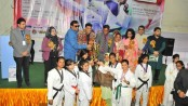 Taekwondo: Akij School & College emerge men's junior champions