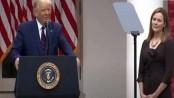 Trump: Barrett Supreme Court confirmation 'a momentous day for America'