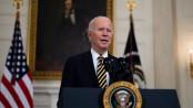 Biden says US air strike in Syria a warning to Iran