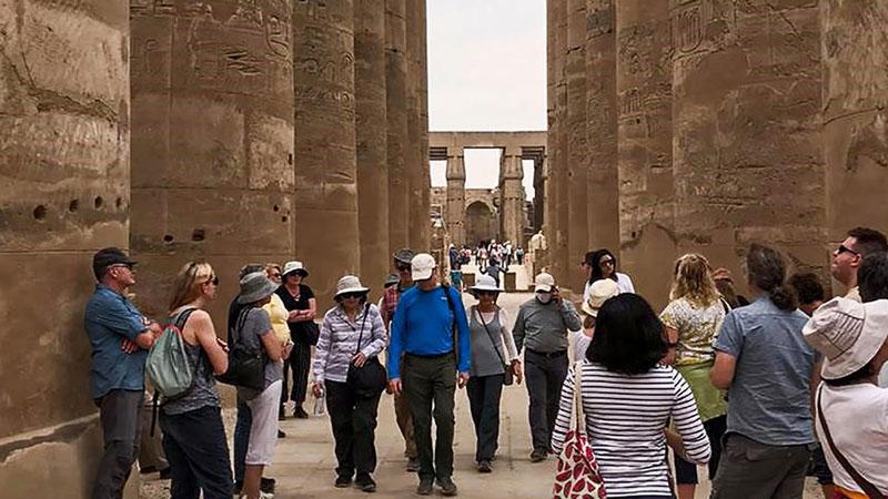 Coronavirus impact: Egypt's fragile tourism sector braces