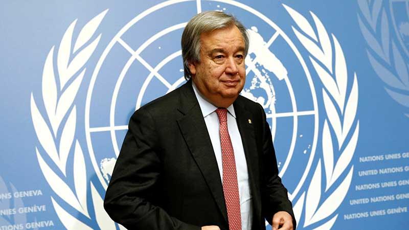 UN Chief condemns deadly violence against protestors in Myanmar
