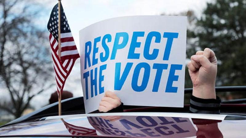 Michigan certifies Biden election win: Officials