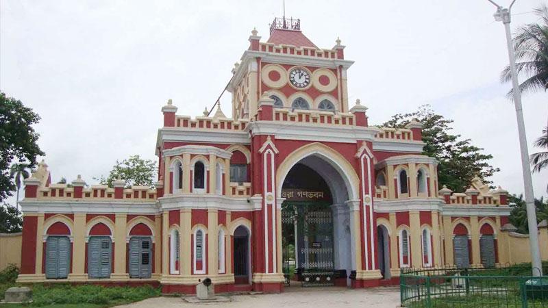 Natore's Uttara Ganabhaban reopens