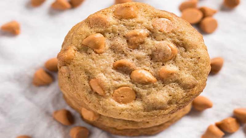 Butter Scotch Cookies Recipe