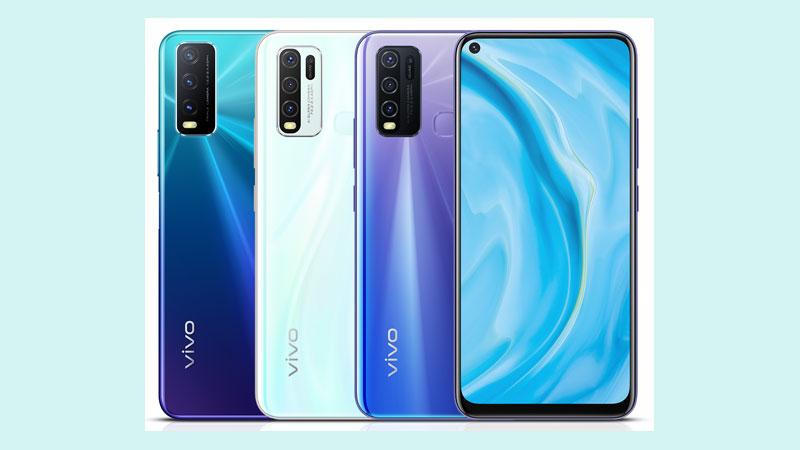 3 smartphones of Vivo Y series