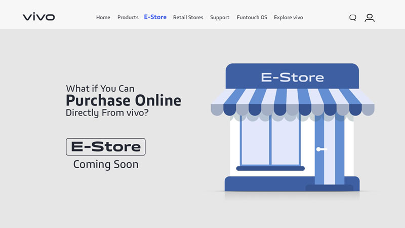 vivo to set up its own e-store soon