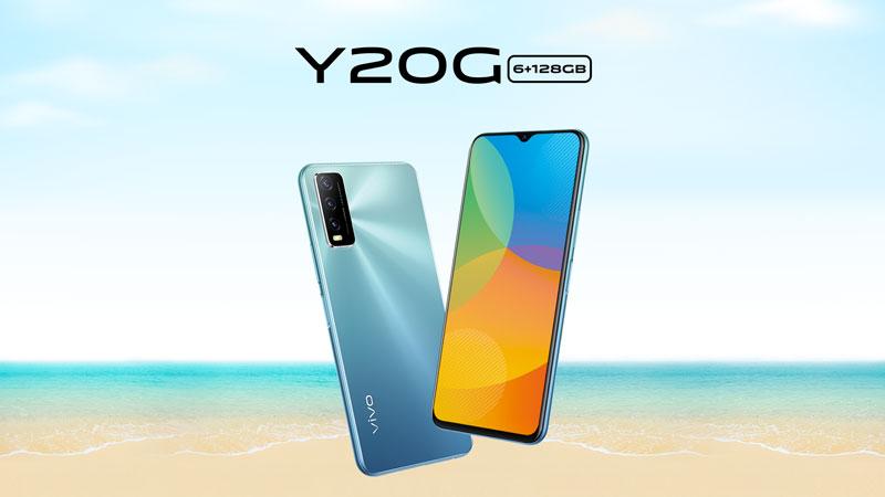 Sale of Vivo Y20G begins