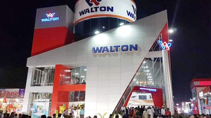 Walton displays 700 products at DITF 2018