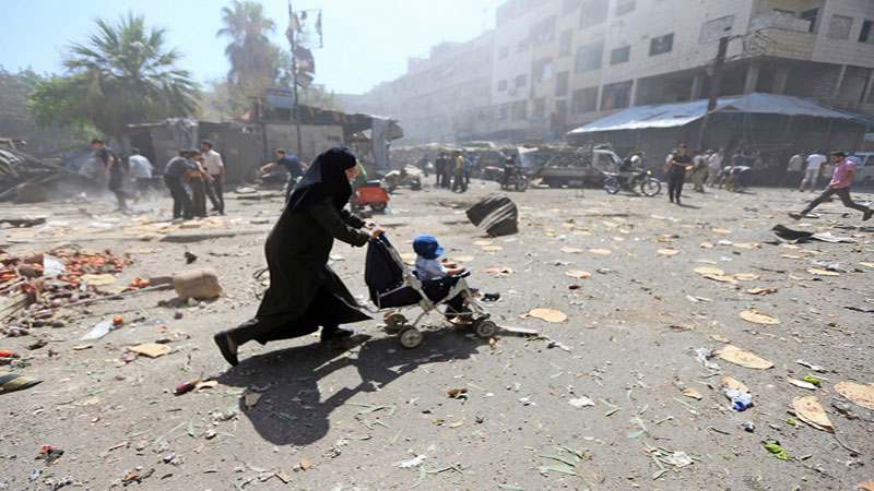 Civil war and domestic politics in Syria