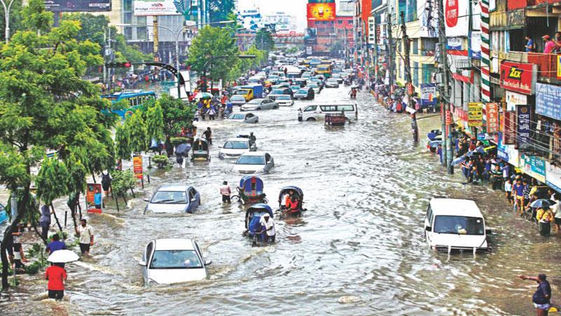 No waterlogging in Dhaka from next year: Ranga